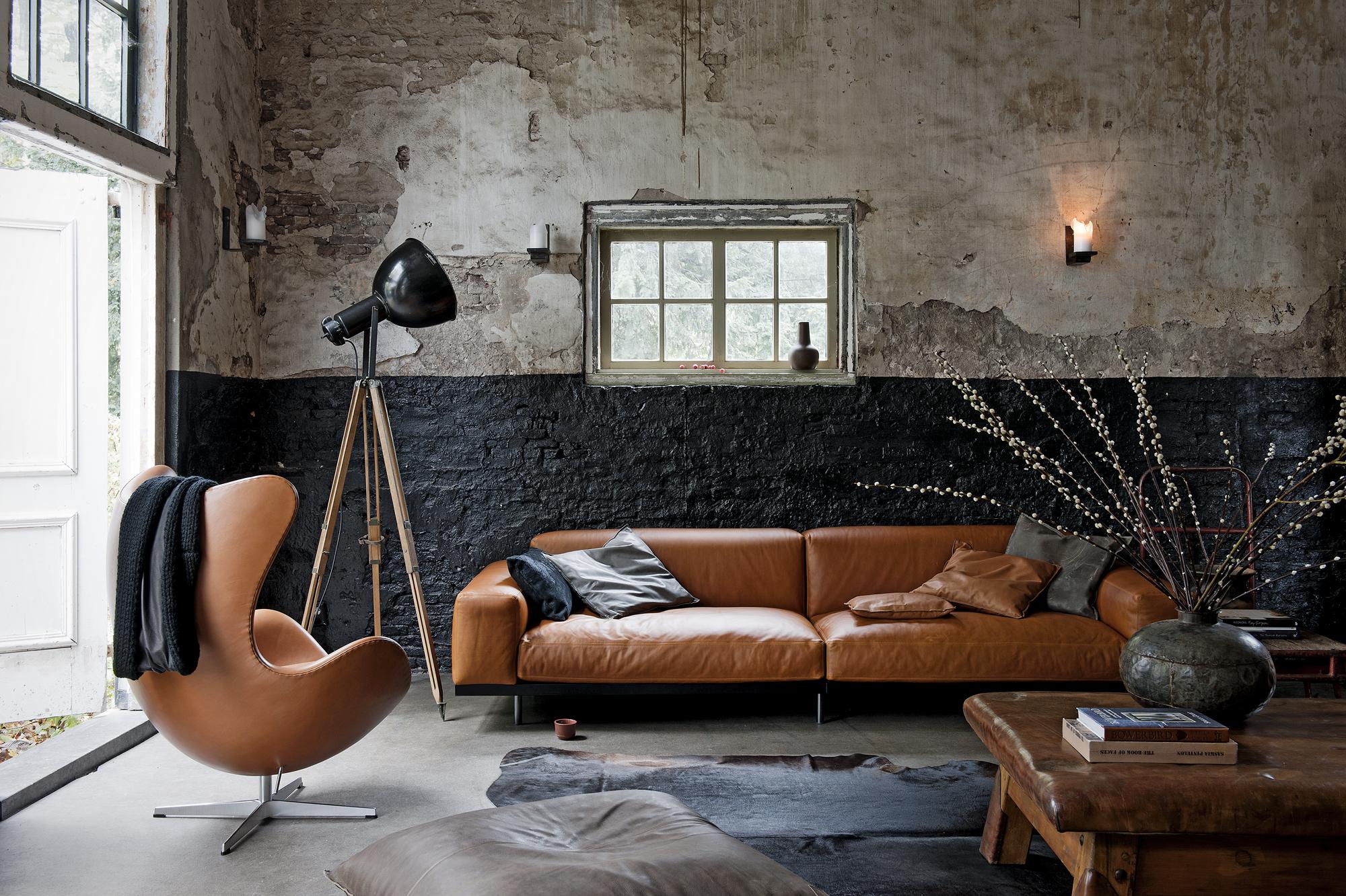 Kleurtips voor een industrieel interieur buiskoppeling blog for Interieur kleur